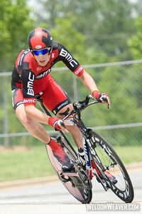 US Pro Cycling Championship Time Trial Greenville, SC, May 28, 2011.  PHINNEY Taylor.  Photo by Weldon Weaver.