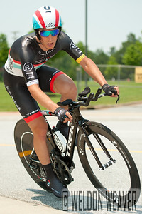 Matthew Busche (RadioShack-Nissan).  2012 US Pro Time Trial Championship May 26, 2012.