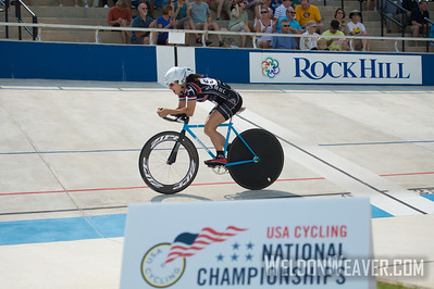 MILNE Debbie 84776 MSMOC/Absolute Racin Belden MS.   2012 USA Cycling Elite Omnium Track Natoinal Championships. August 18, 2012. Rock Hill, S.C.  Photo by Weldon Weaver.