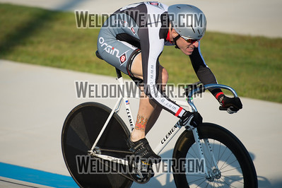 2012 USA Cycling Elite Omnium Track Natoinal Championships. August 17, 2012.  Rock Hill, S.C.  Photo by Weldon Weaver.