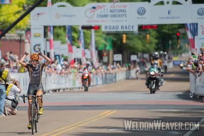 Jade Wilcoxson wins the 2013 US Pro Championship.  Chattanooga, TN.  Photo by Weldon Weaver.