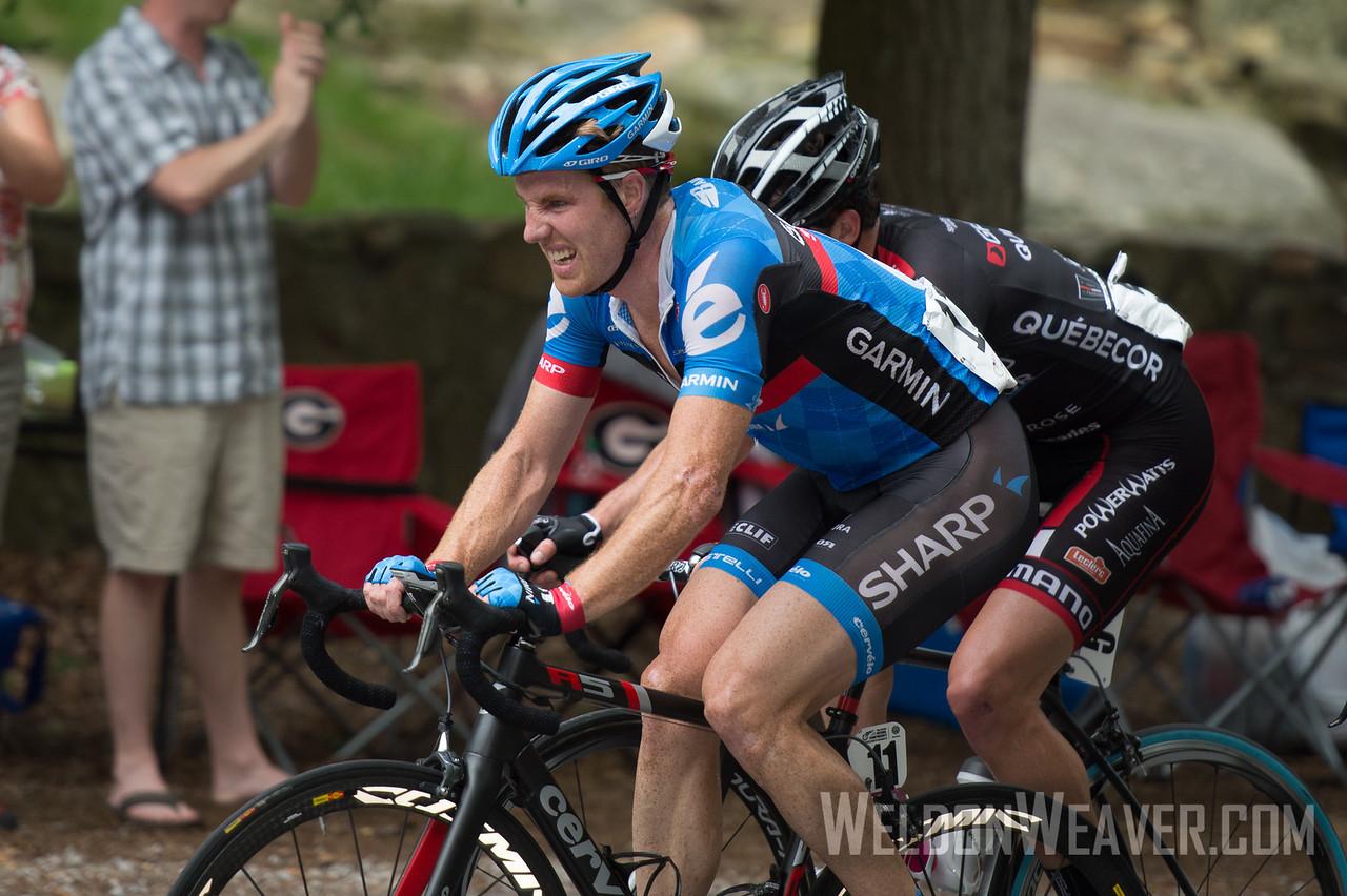 Tyler Farrar.  2013 US Pro Championships.  Chattanooga, TN.  Photo by Weldon Weaver.