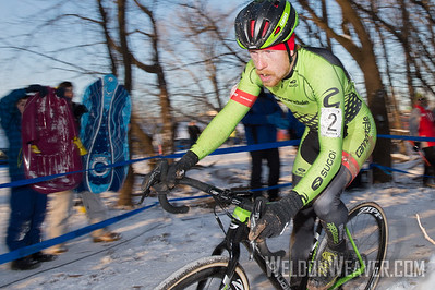Winner Stephen HYDE. Elite Men.2017CXNats. Photo by Weldon Weaver.