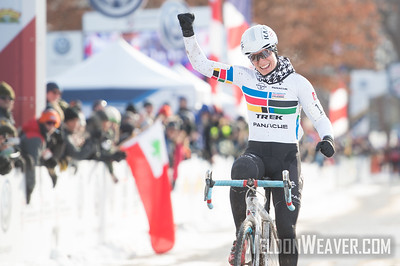 Katherine COMPTON. Elite Women Winner.2017CXNats. Photo by Weldon Weaver.