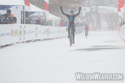 JR Men 15-16 Winner.2017CXNats. Photo by Weldon Weaver.