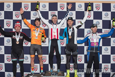 Masters Men 45-49.2017CXNats. Photo by Weldon Weaver.