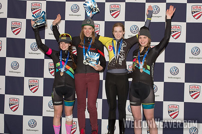 Women 11-22 Non Champ.2017CXNats. Photo by Weldon Weaver.