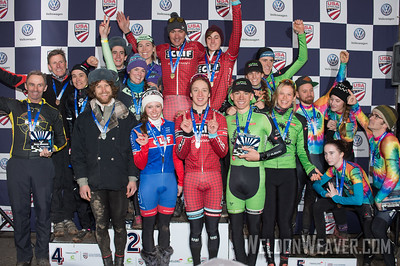 Mixed Relay.2017CXNats. Photo by Weldon Weaver.