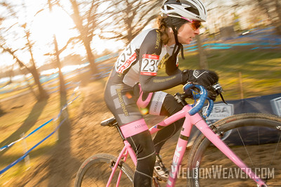WInner Women 30-34.2017CXNats. Photo by Weldon Weaver.