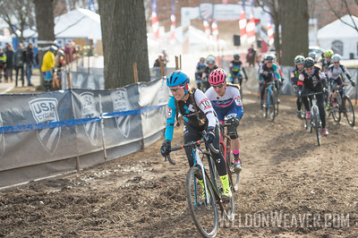 Winner Womens 45-49.2017CXNats. Photo by Weldon Weaver.