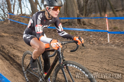 Winner Women 35-39.2017CXNats. Photo by Weldon Weaver.