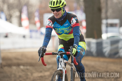 Winner Women 55-59.2017CXNats. Photo by Weldon Weaver.
