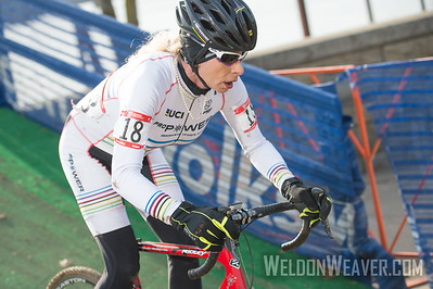 Winner Women 60+.2017CXNats. Photo by Weldon Weaver.