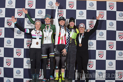Masters Women 45-49.2017CXNats. Photo by Weldon Weaver.