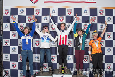 Masters Women 55-59.2017CXNats. Photo by Weldon Weaver.