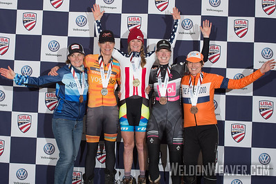 Masters Women 40-44.2017CXNats. Photo by Weldon Weaver.