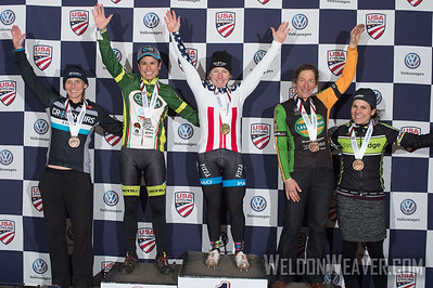 Masters Women 50-54.2017CXNats. Photo by Weldon Weaver.