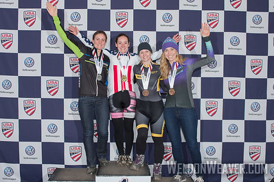 Masters Women 30-34. 2017CXNats. Photo by Weldon Weaver.