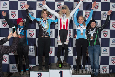 Masters Women 60+.2017CXNats. Photo by Weldon Weaver.
