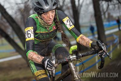 Julie WRIGHT.  Winner Women 23-39 Non Champ Tuesday.  Photo by Weldon Weaver,