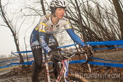 Local racer Rhys MAY. Women 23-39 Non Champ Tuesday.  Photo by Weldon Weaver,
