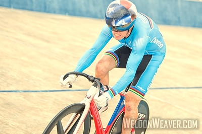 M75-79 500M TT Winner James Kloss