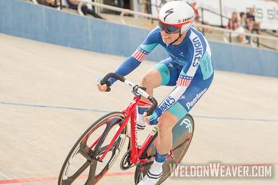 M70-74 500M TT Winner James Kinsinger