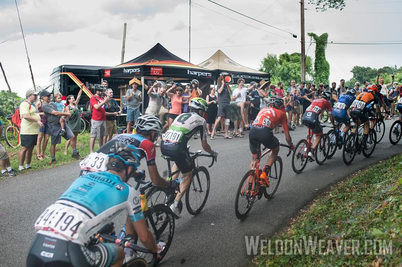 2018 US Pro Road.  USA Cycling.  Photo by Weldon Weaver.