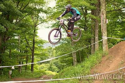 #214 Will Murray 40-44 Masters Finals. 2018 MTB Nats DH. Photo by Weldon Weaver.