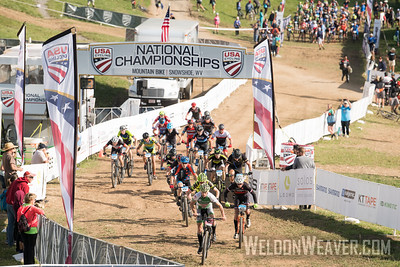 2018 MTB Nats XC. Photo by Weldon Weaver.