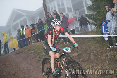 2018 MTB Nats XC F JR 17-18.  Photo by Weldon Weaver.