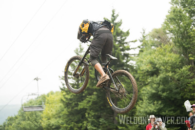 #8 2018 MTB Nats Day 1 Non Championship Down Hill.  Photo By Weldon Weaver.