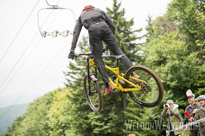 2018 MTB Nats Day 1 Non Championship Down Hill.  Photo By Weldon Weaver.