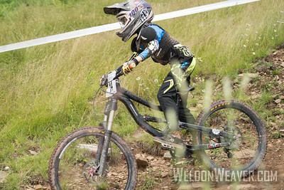 CHRISTOPHER LIEBIG . 2018 MTB Nats Day 1 Non Championship Down Hill.  Photo By Weldon Weaver.