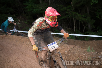 2018 MTB Nats Day 1 Non Championship Dual Slalom.  Photo By Weldon Weaver.