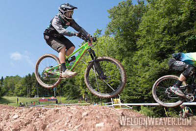 2018 MTB Nats Day 2 Dual Slalom.  Photo By Weldon Weaver.