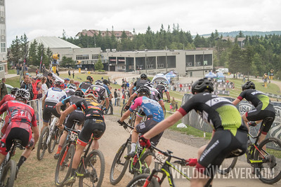 Pro Men 2018 MTB Nats Short Track. Photo by Weldon Weaver.