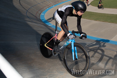 24 CURTIS, Tyler LINDENWOOD UNIVERSITY. 2019 USA Cycling Collegiate Track Nationals. Rock Hill, SC.  Photo by Weldon Weaver.
