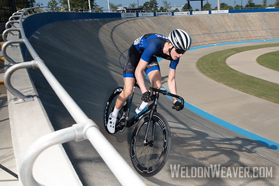 69 WILSON, Grant LINDSEY WILSON COLLEGE. 2019 USA Cycling Collegiate Track Nationals. Rock Hill, SC.  Photo by Weldon Weaver.