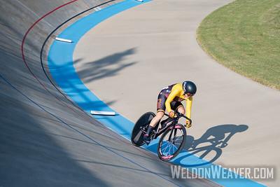204, COLORADO MESA UNIVERSITY, DREIER, Josefine. 2019 USA Cycling Collegiate Track Nationals. Rock Hill, SC.  Photo by Weldon Weaver.