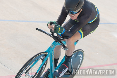 BICKMORE, Cade. 2019 USA Cycling Collegiate Track Nationals. Rock Hill, SC.  Photo by Weldon Weaver.