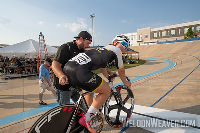 SCAD. 2019 USA Cycling Collegiate Track Nationals. Rock Hill, SC.  Photo by Weldon Weaver.