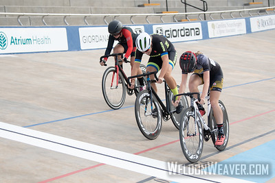 KENNESAW STATE UNIVERSITY. 2019 USA Cycling Collegiate Track Nationals. Rock Hill, SC.  Photo by Weldon Weaver.