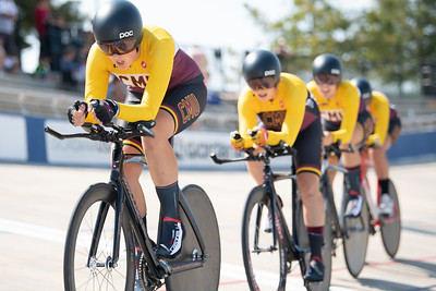 2019 USA Cycling Collegiate Track Nationals. Rock Hill, SC.  Photo by Weldon Weaver.