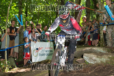 2012 USACycling Gravity Nationals.  17 52 Gilsdorf Tyler Pro M. Photo by Weldon Weaver