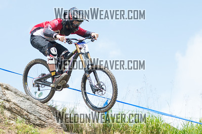 2012 USACycling Gravity Nationals.  #76B Jonathan Allyn KENT,WA DH JR Cat 1P 17-18 M Photo by Weldon Weaver.