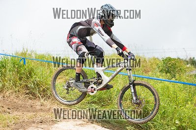 2012 USACycling Gravity Nationals.  #102B Sam Skidmore DAYTON,VA DH JR Cat 1P 17-18 M Photo by Weldon Weaver.