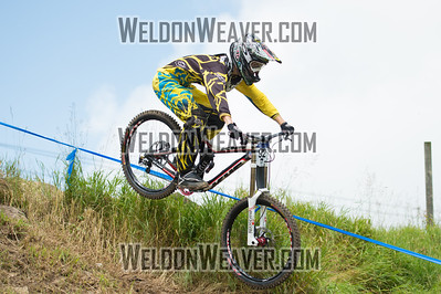 2012 USACycling Gravity Nationals.  #92B Dylan Unger YORBA LINDA,CA DH JR Cat 1P 17-18 M Photo by Weldon Weaver.