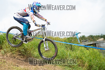 2012 USACycling Gravity Nationals.  #88B Cole Picchiottino MURRIETA,CA DH JR Cat 1P 17-18 M Photo by Weldon Weaver.