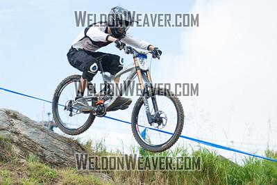 2012 USACycling Gravity Nationals.  #96B Alexander Willie LONGMONT,CO DH JR Cat 1P 17-18 M Photo by Weldon Weaver.